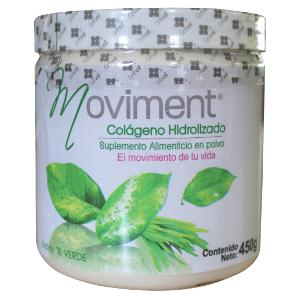 colageno hedrolizado te verde
